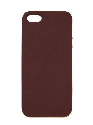 Чехол для телефона iPhone 5/5s Lola. Цвет: коричневый