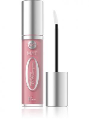 Bell Hypoallergenic Матовая жидкая помада Mat Lip Liquid Тон 03. Цвет: розовый, бежевый