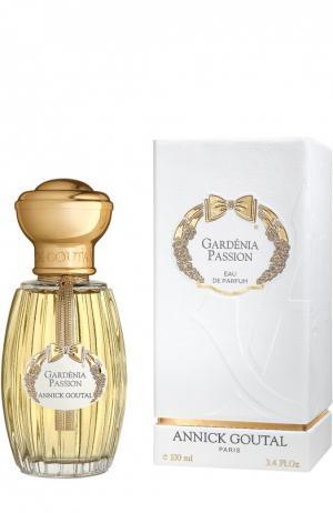 Парфюмерная вода Gardenia Passion Annick Goutal. Цвет: бесцветный