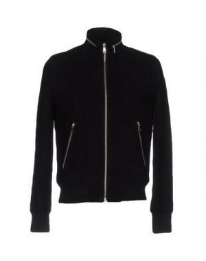 Куртка BRIAN DALES. Цвет: черный