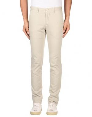 Повседневные брюки SOHO. Цвет: светло-серый