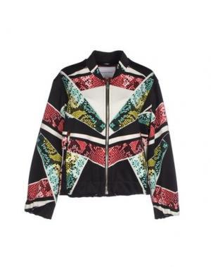 Куртка THE TEXTILE REBELS. Цвет: белый