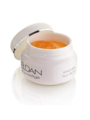 Фруктовая маска ELDAN cosmetics. Цвет: желтый