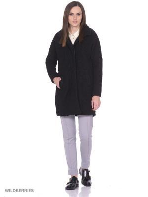 Пальто LIBENTINA Numph. Цвет: черный