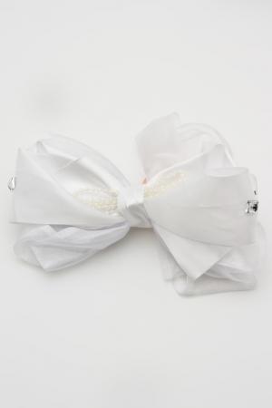 Резинка NICE GIRL. Цвет: белый