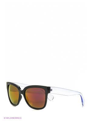 Солнцезащитные очки Vittorio Richi. Цвет: черный, синий, красный