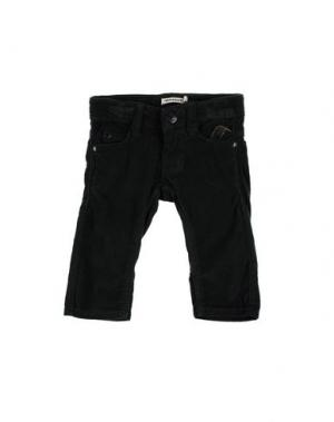 Повседневные брюки IMPS&ELFS. Цвет: темно-зеленый