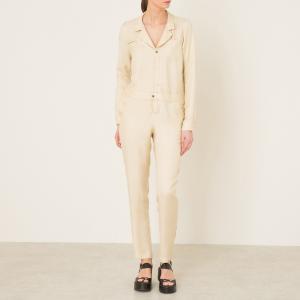 Комбинезон с брюками STUART MARGAUX LONNBERG. Цвет: бежевый,черный
