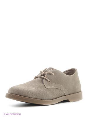 Ботинки Bibi. Цвет: серый