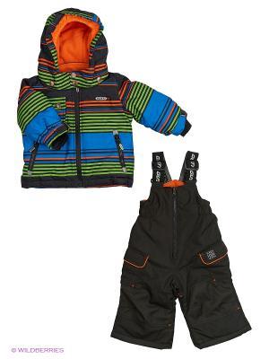 Комплект одежды Gusti. Цвет: оранжевый