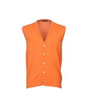 Кардиган GRAN SASSO. Цвет: оранжевый