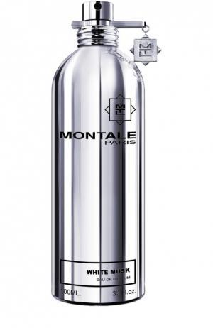 Парфюмерная вода White Musk Montale. Цвет: бесцветный