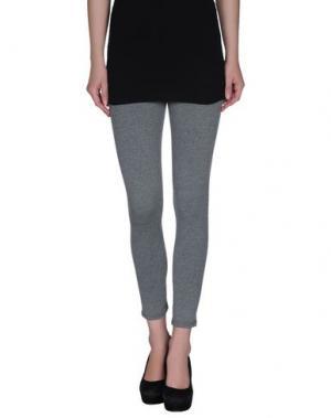 Повседневные брюки CORINNA CAON. Цвет: серый