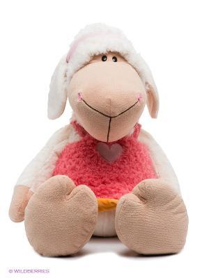 Мягкая игрушка Овечка Фрэнсис NICI. Цвет: молочный, бежевый