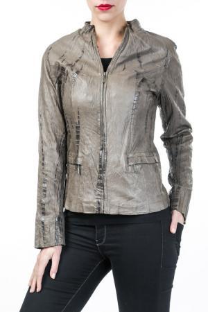 Куртка CKN of scandinavia. Цвет: коричневый
