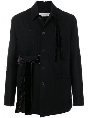 Куртка Jorm Damir Doma. Цвет: чёрный