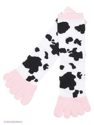 Носки Infinity Lingerie. Цвет: белый, черный, розовый
