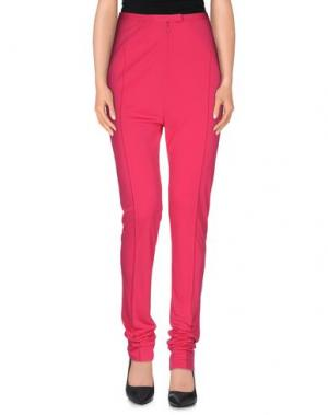 Повседневные брюки LEONARD Paris. Цвет: фуксия