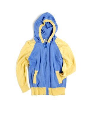 Толстовка Appaman. Цвет: синий, желтый