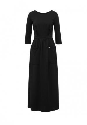 Платье Vittoria Vicci. Цвет: черный