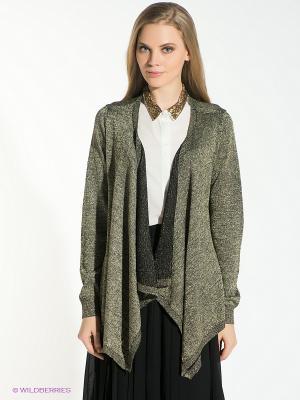 Кардиган Vero moda. Цвет: зеленый