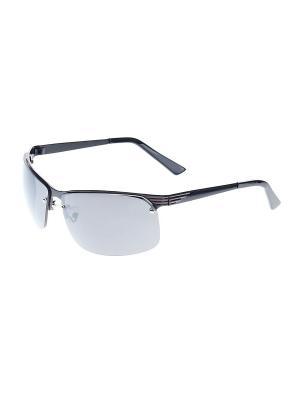 Очки солнцезащитные Infiniti. Цвет: черный, красный