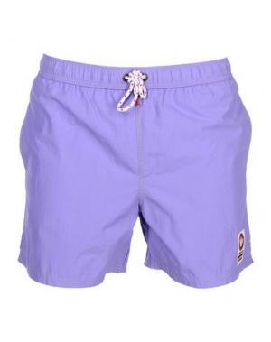 Шорты для плавания MURPHY & NYE. Цвет: фиолетовый