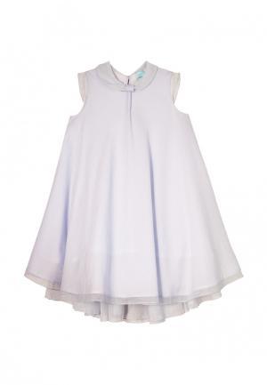 Платье AnyKids. Цвет: голубой