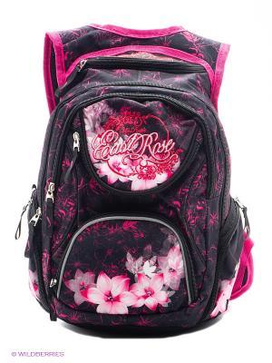 Рюкзак UFO PEOPLE. Цвет: черный, розовый