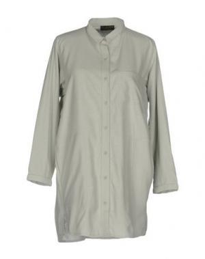 Pубашка LE MONT ST MICHEL. Цвет: светло-серый