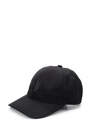 Бейсболка Lagerfeld. Цвет: черный