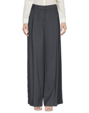 Повседневные брюки KATIA G.. Цвет: серый