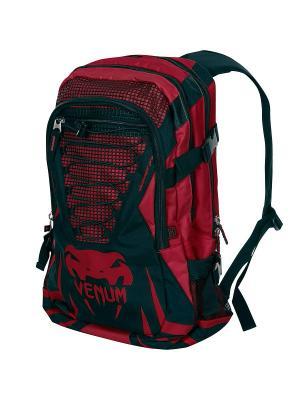 Рюкзак Venum Challenger Pro Backpack - Red. Цвет: красный