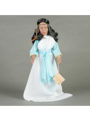 Кукла Yemaya-Защита красоты, рождаемости Lamagik S.L. Цвет: белый, черный, голубой