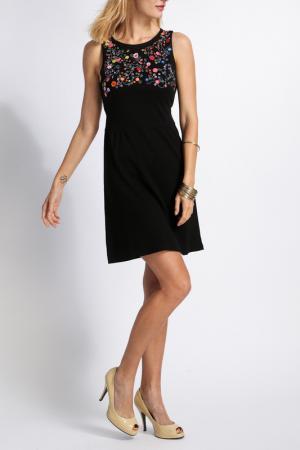 Платье MAMATAYOE. Цвет: черный