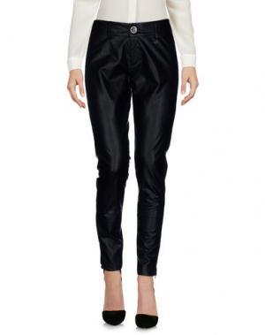 Повседневные брюки GIORGIA & JOHNS. Цвет: черный