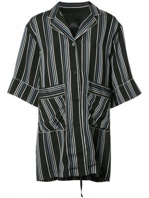 Платье Charlie Misha Nonoo. Цвет: чёрный