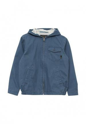 Куртка Quiksilver. Цвет: синий