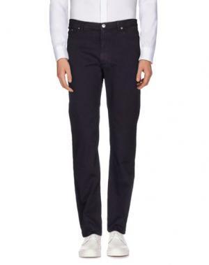 Повседневные брюки FRED PERRY. Цвет: розовато-лиловый