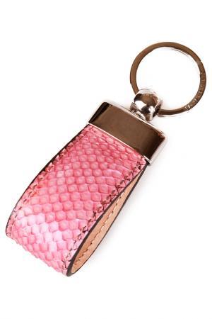 Брелок Silvano Biagini. Цвет: розовый