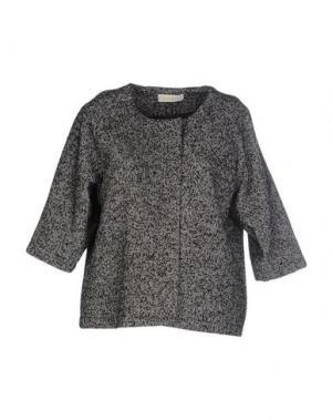 Куртка VICOLO. Цвет: стальной серый