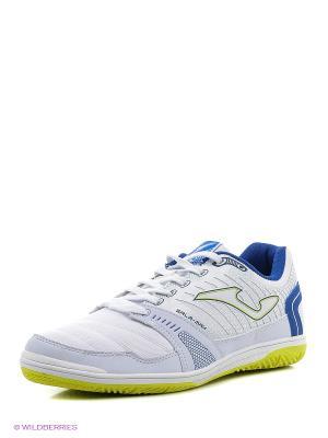 Футзальная Обувь SALA MAX Joma. Цвет: белый