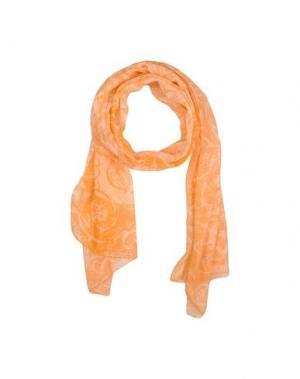 Шарф MARINA D'ESTE. Цвет: оранжевый