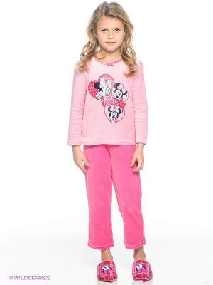 Пижама Sun City. Цвет: розовый