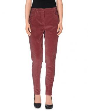Повседневные брюки HARMONT&BLAINE. Цвет: кирпично-красный