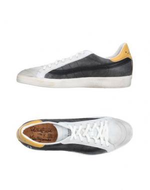 Низкие кеды и кроссовки PRIMABASE. Цвет: стальной серый