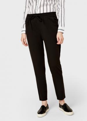 Свободные брюки OSTIN. Цвет: черный