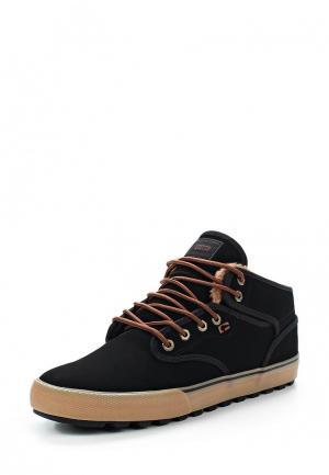 Ботинки Globe. Цвет: черный
