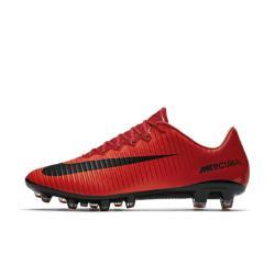 Футбольные бутсы для игры на искусственном газоне  Mercurial Vapor XI AG-PRO Nike. Цвет: красный
