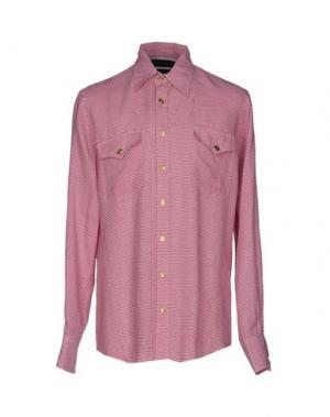 Pубашка BAD SPIRIT. Цвет: пурпурный